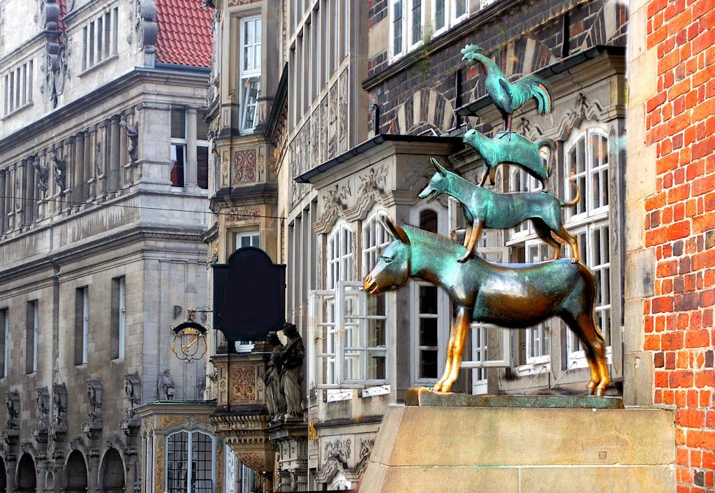 Deutsche Märchenstraße – Bremen