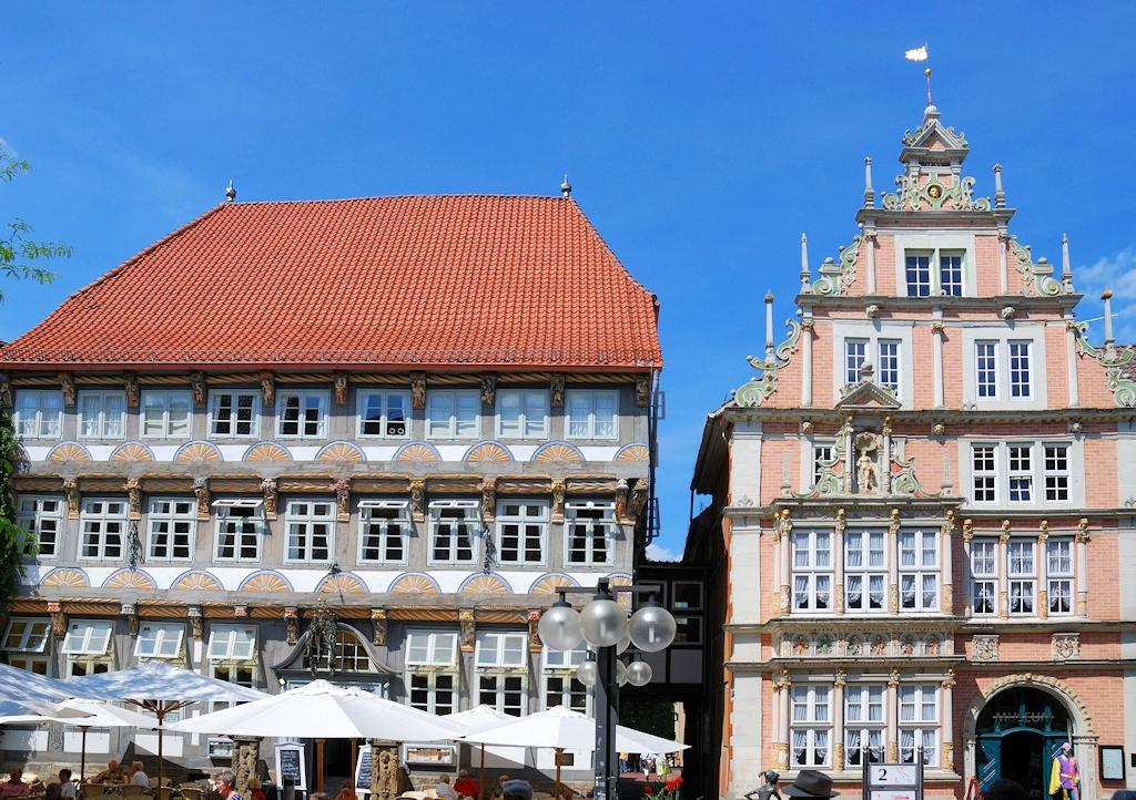 Deutsche Märchenstraße – Hameln – Altstadt