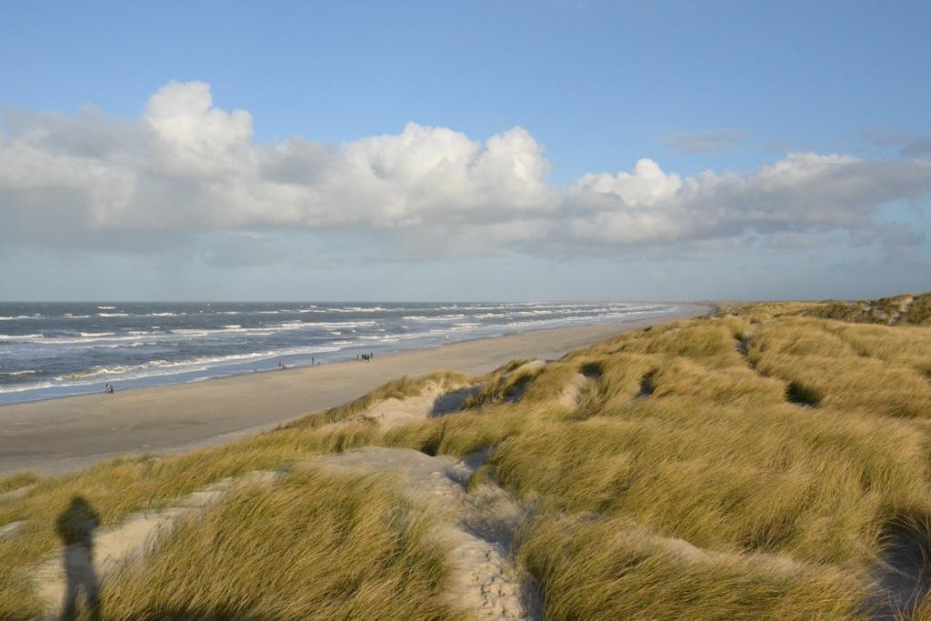 Dänemark im Herbst - An der dänischen Nordseeküste bei Henne Strand
