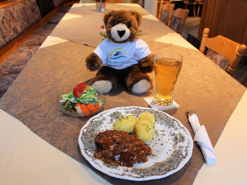Lecker essen in Richelsdorf