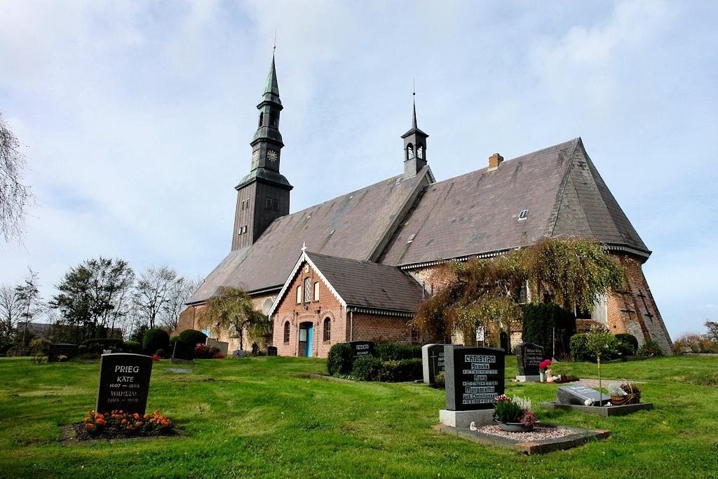 Die Kirche von Tating