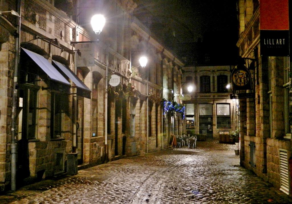 In den Gassen von Vieux Lille