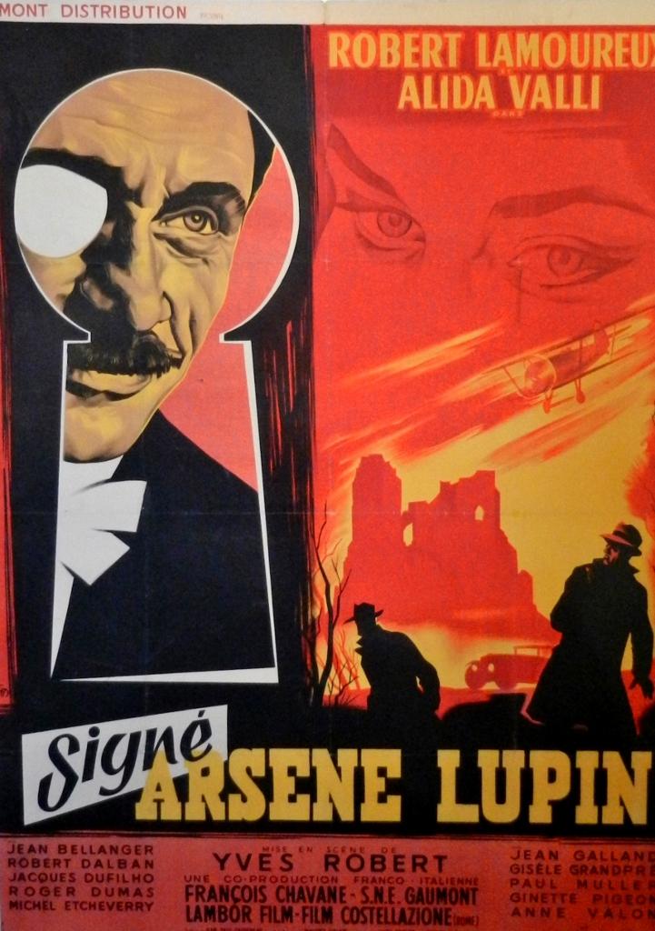 """Arsène Lupin"" – der Film"