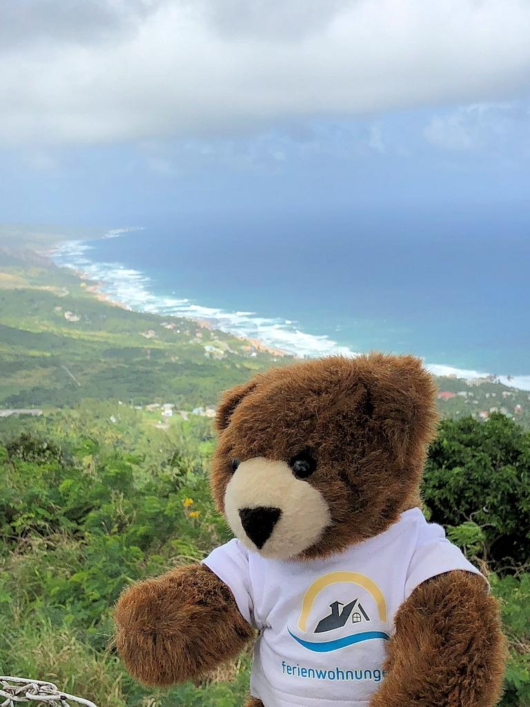 Ausblick auf Barbados