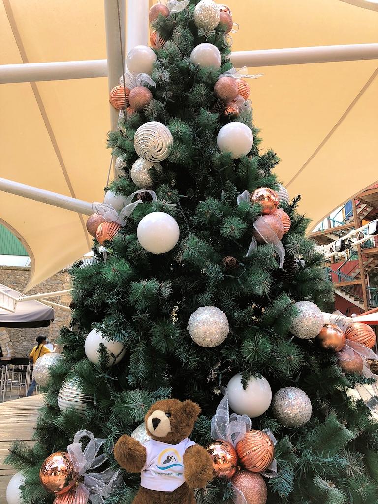 Weihnachtsbaum auf Curaçao