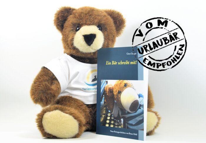 """Buchvorstellung """"Ein Bär schreibt mit!"""""""
