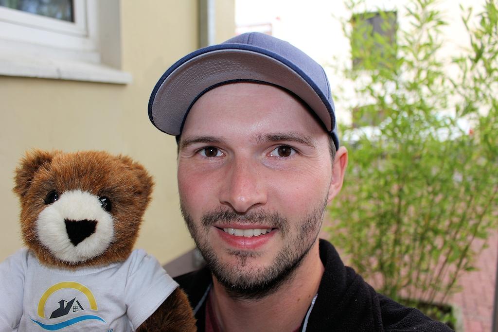 Expedition1000GER Teil 6 - Urlaubär und Chris am Ziel in Flensburg