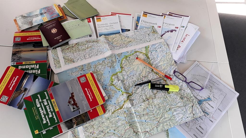 Chaos bei der Reisevorbereitung