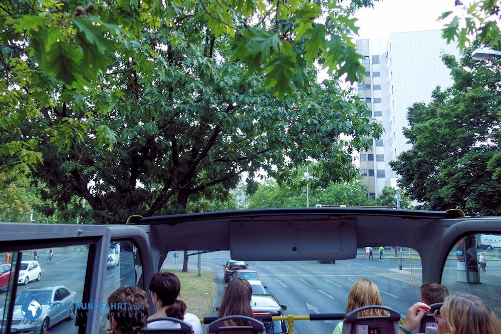Berlin Busfahrt