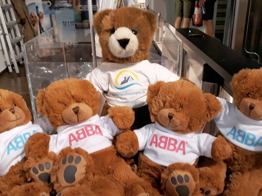 Im ABBA Museum