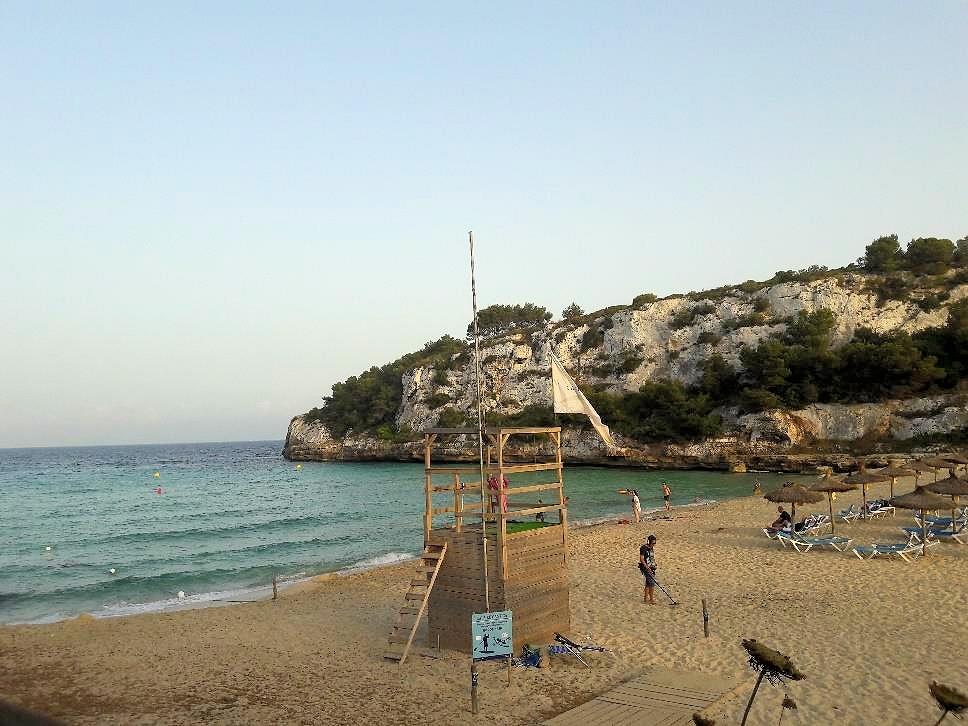 Die Bucht Cala Romantica