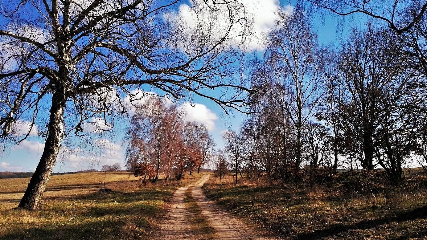 Landschaft Schonen im äußersten Süden Schwedens