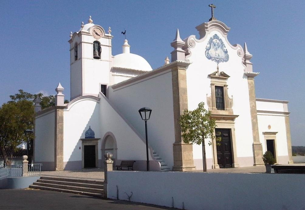 Igreja do Sao Lourenco, Almansil
