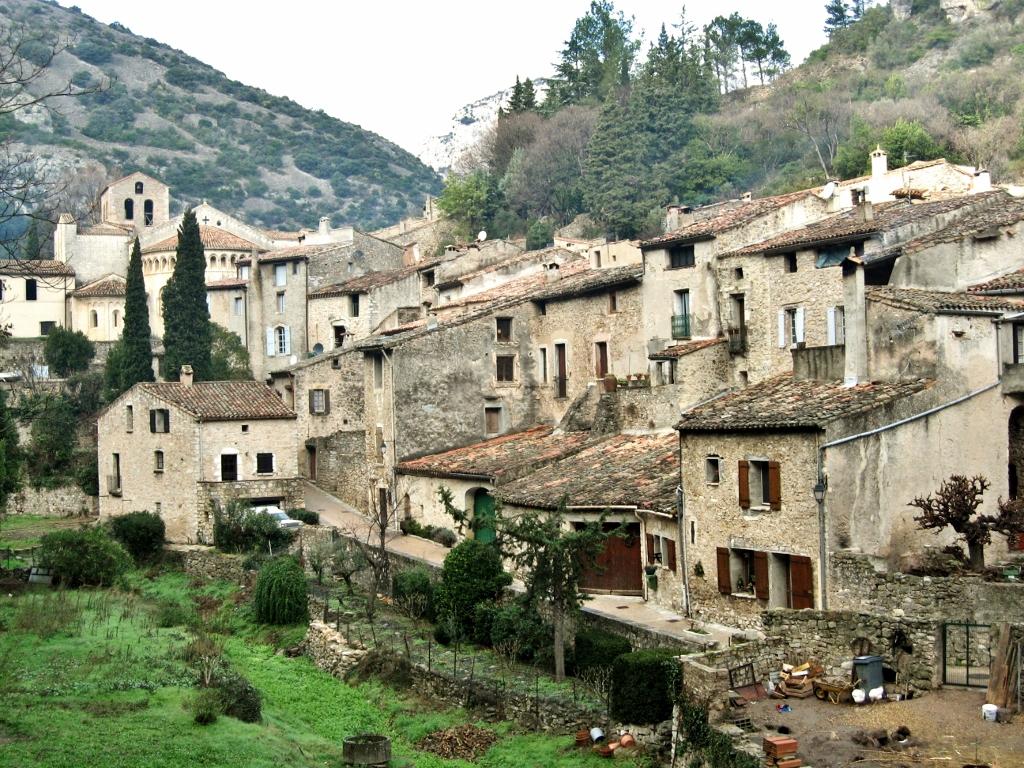 Kontraste II : Saint Guilhem-le-Désert