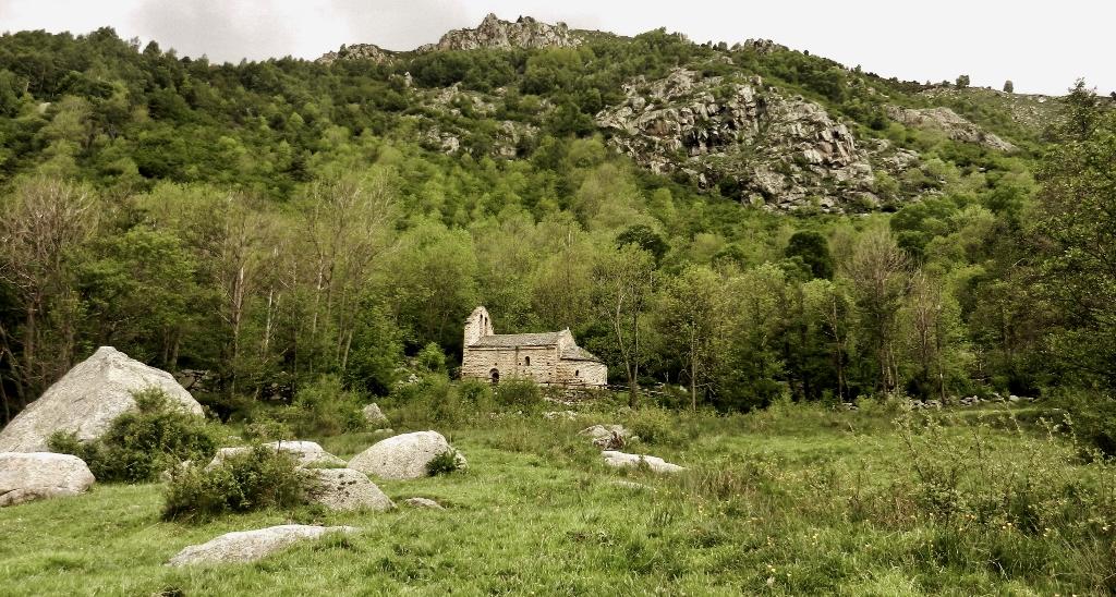 Saint Martin d'Envalls