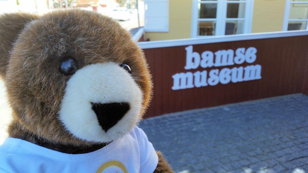 Am Bamsemuseum in Skagen
