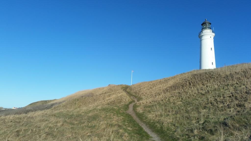 Der Leuchtturm in Hirtshals