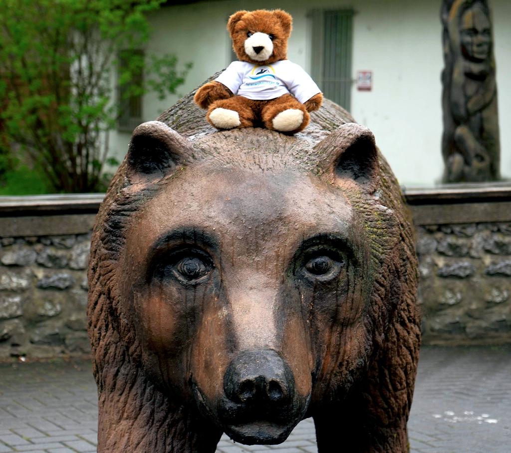 Urlaubär mit Bär