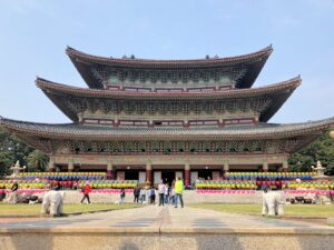 Buddhistischer Yakcheonsa Tempel
