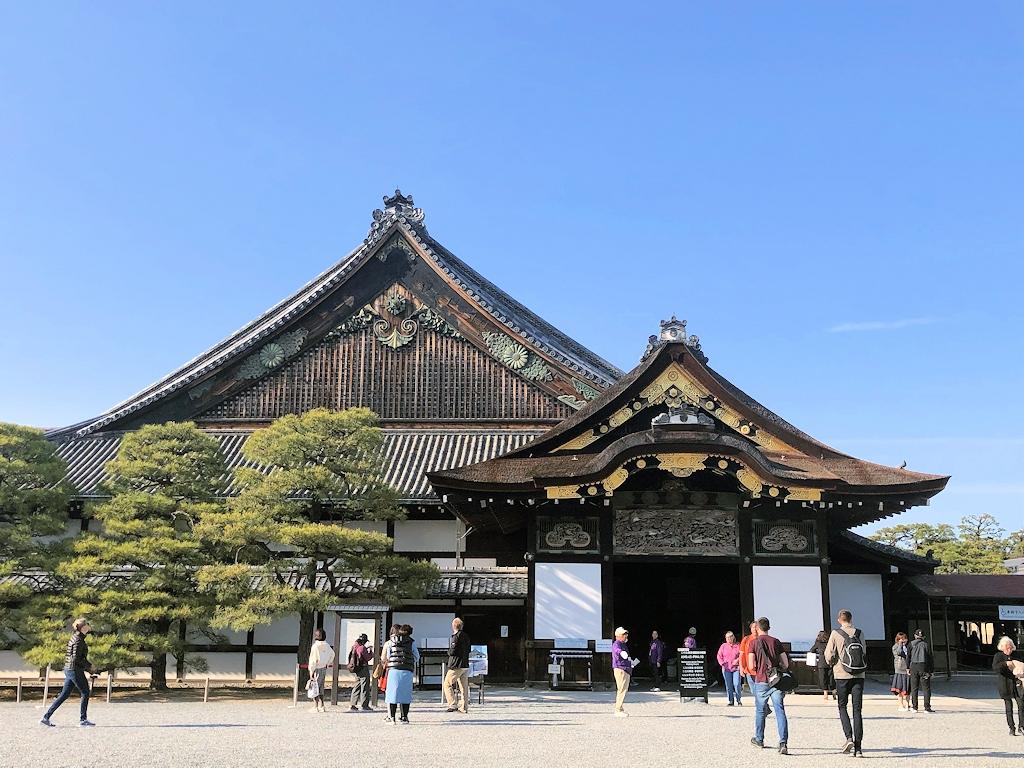 Ostasien - Burg Nijō