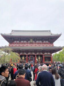 Buddhistischer Tempel in Tokio