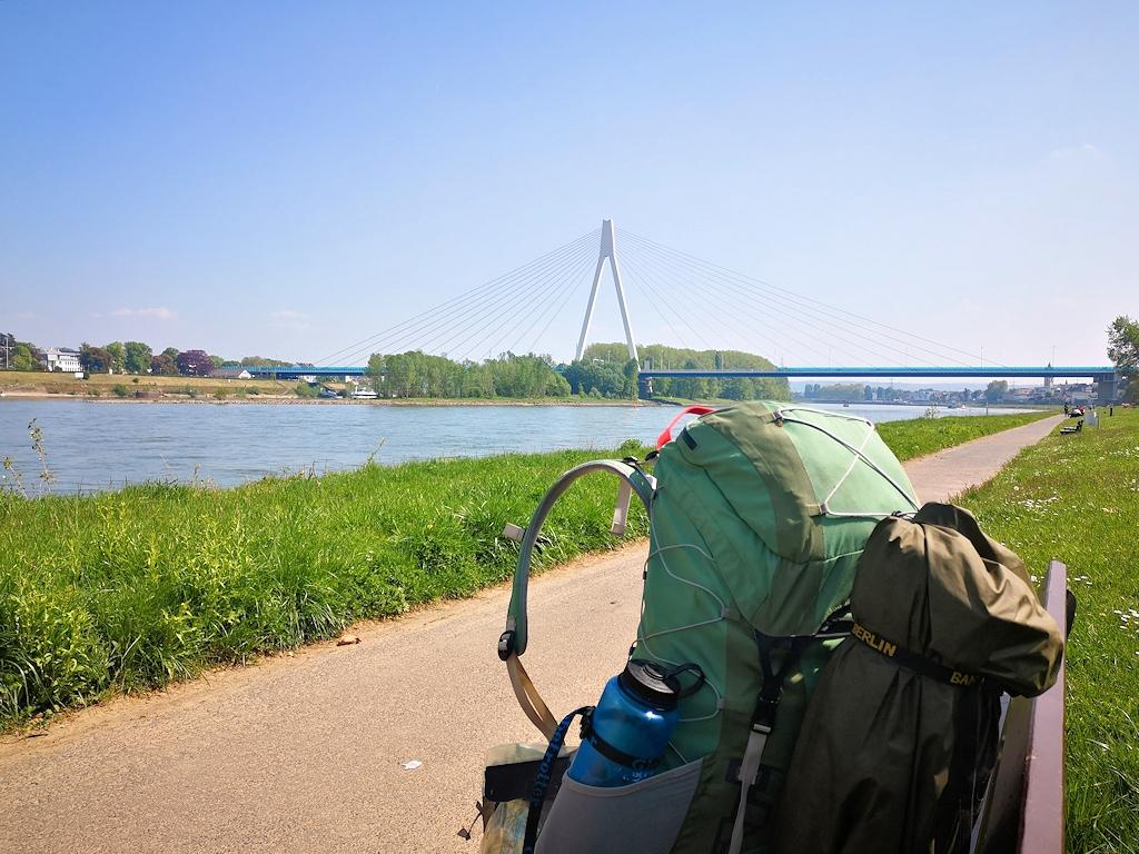 Rheinbrücke bei Neuwied
