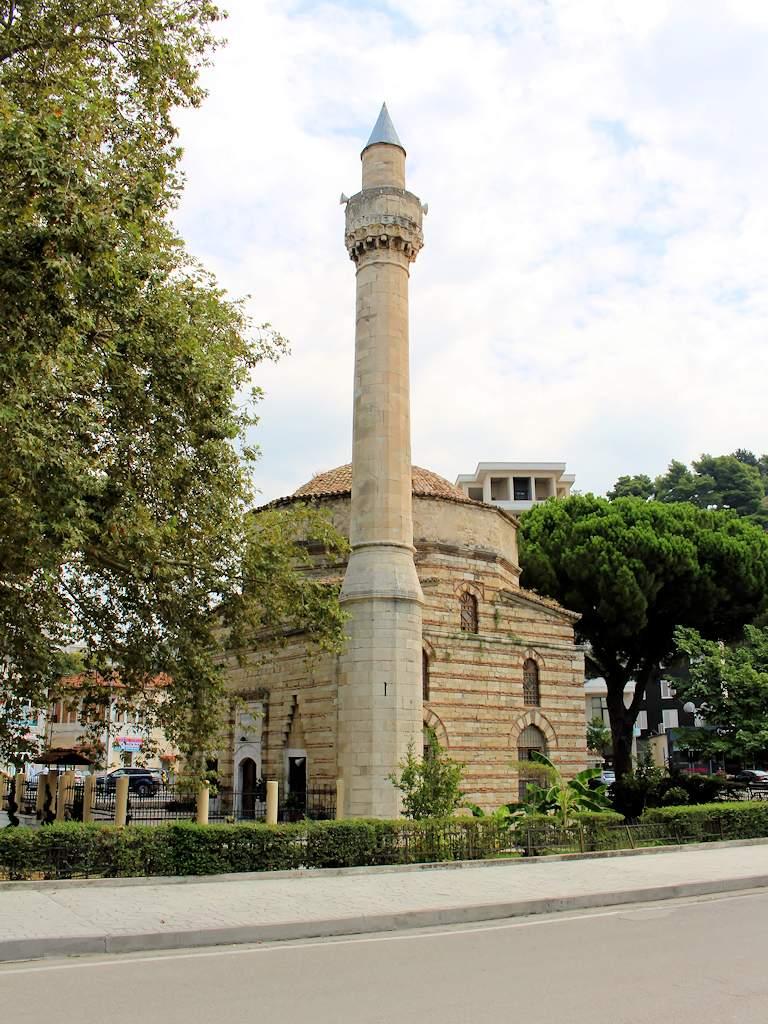 Albanien - Moschee in Vlora