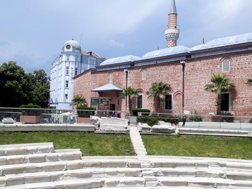 Zeugen unterschiedlicher Epochen in Plovdiv