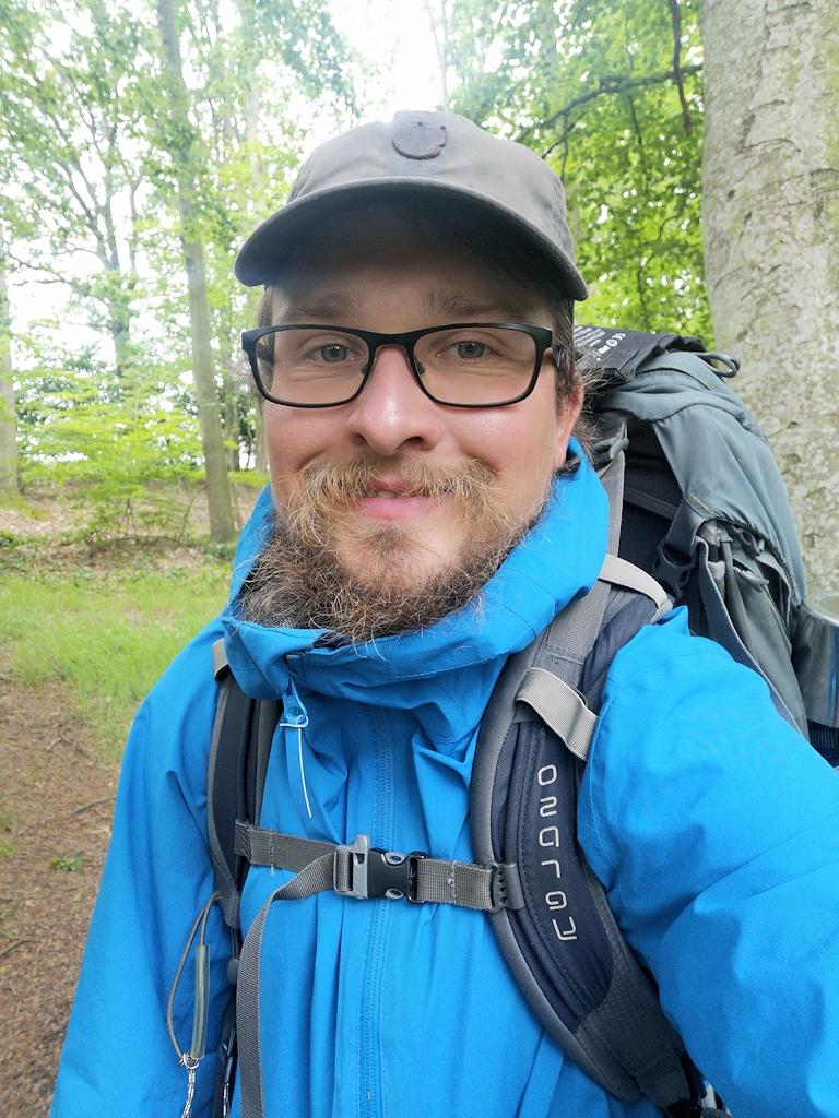 Dänemark zu Fuß - Philipp Fuge