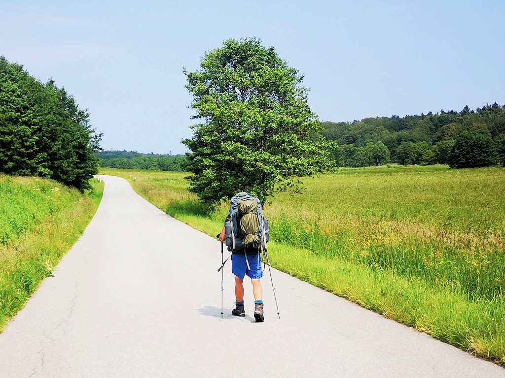 Dänemark zu Fuß - 4.000 Kilometer Europa kurz vor Frederikshavn