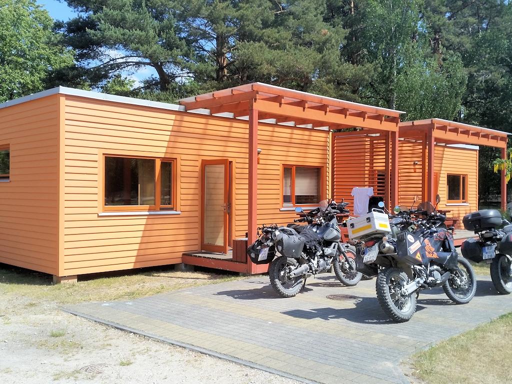 Hütte in Ventspils