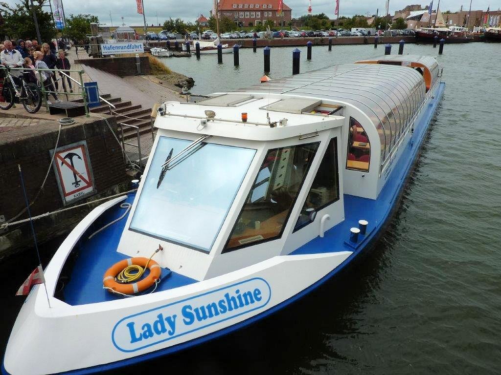 Hafenrundfahrt in Bremerhaven