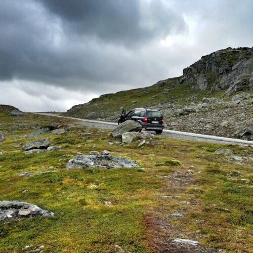 Roadtrip durch Norwegen in der Nachsaison