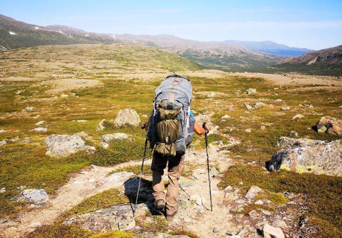 Europa von Süd nach Nord: Schweden zu Fuß