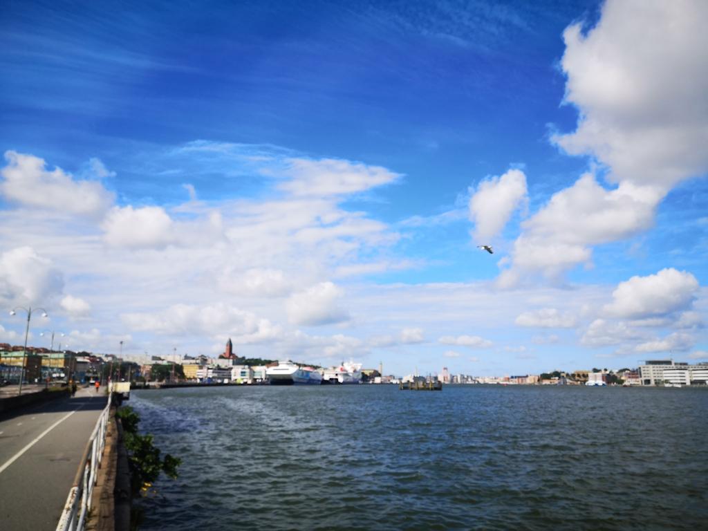 Schweden zu Fuß - Göteborg