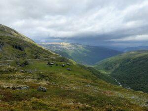 Ausblick vom Aurlandsfjellet