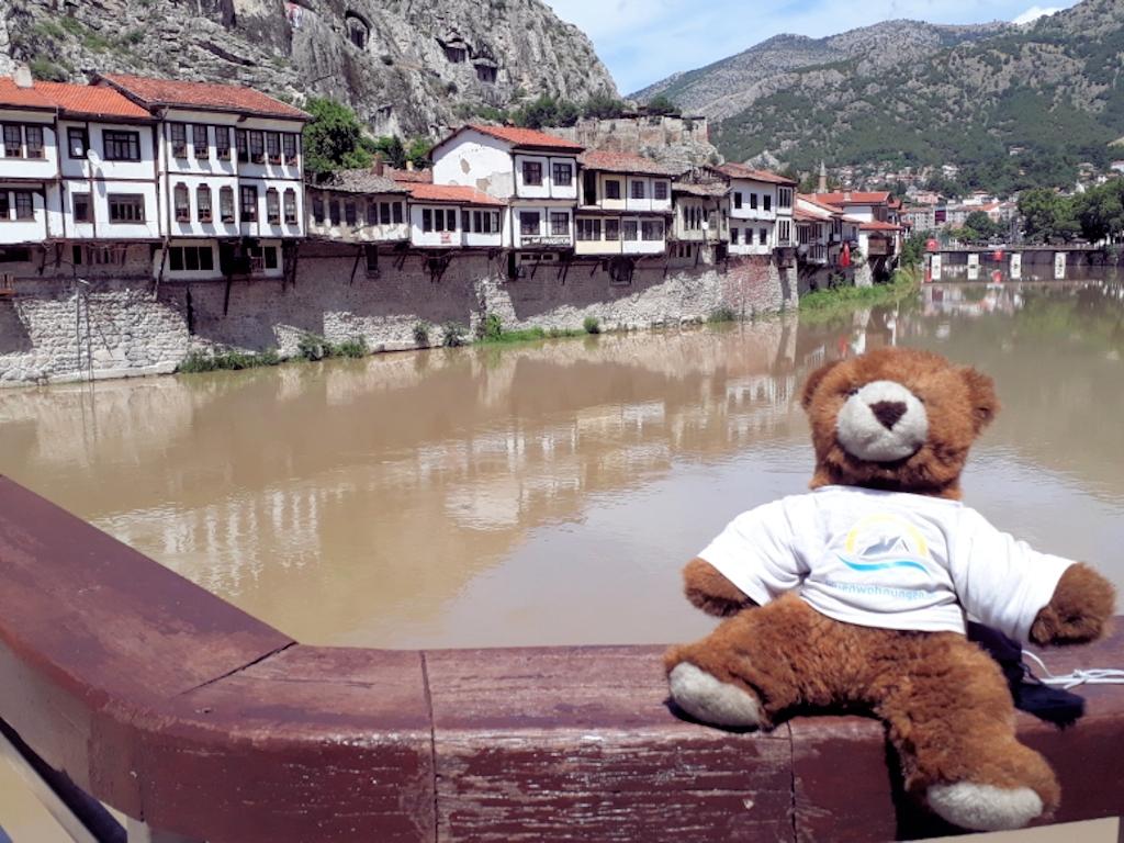 Türkei - Der Urlaubär in Amasya