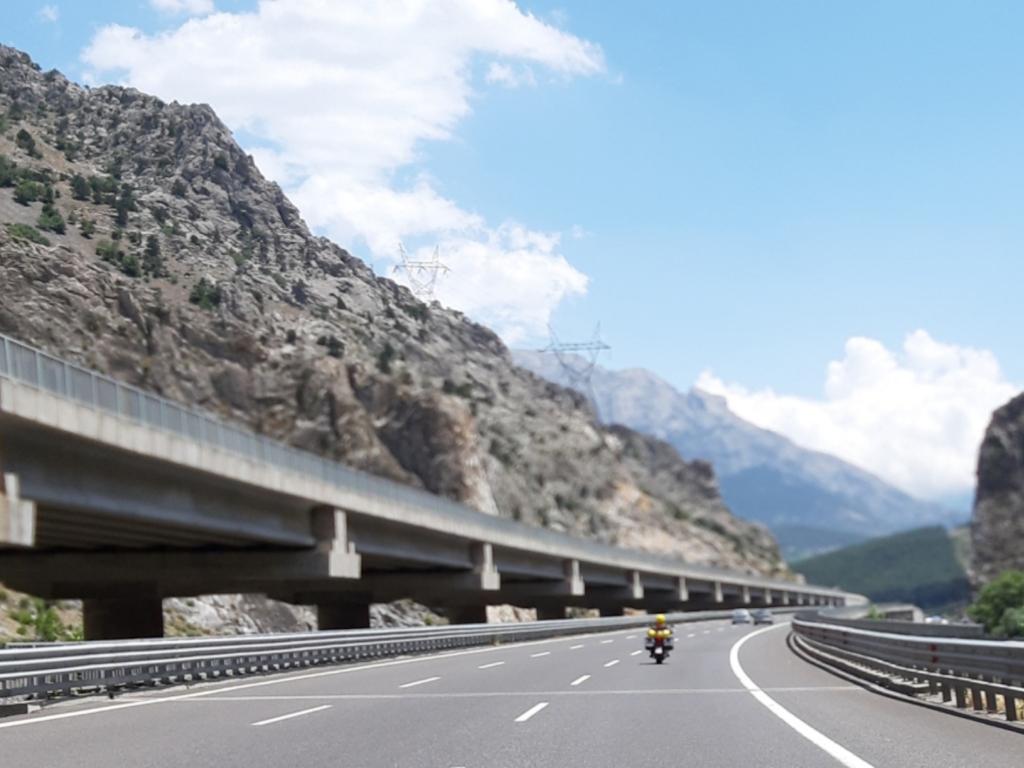 Türkei - Beste Straßen im Taurusgebirge