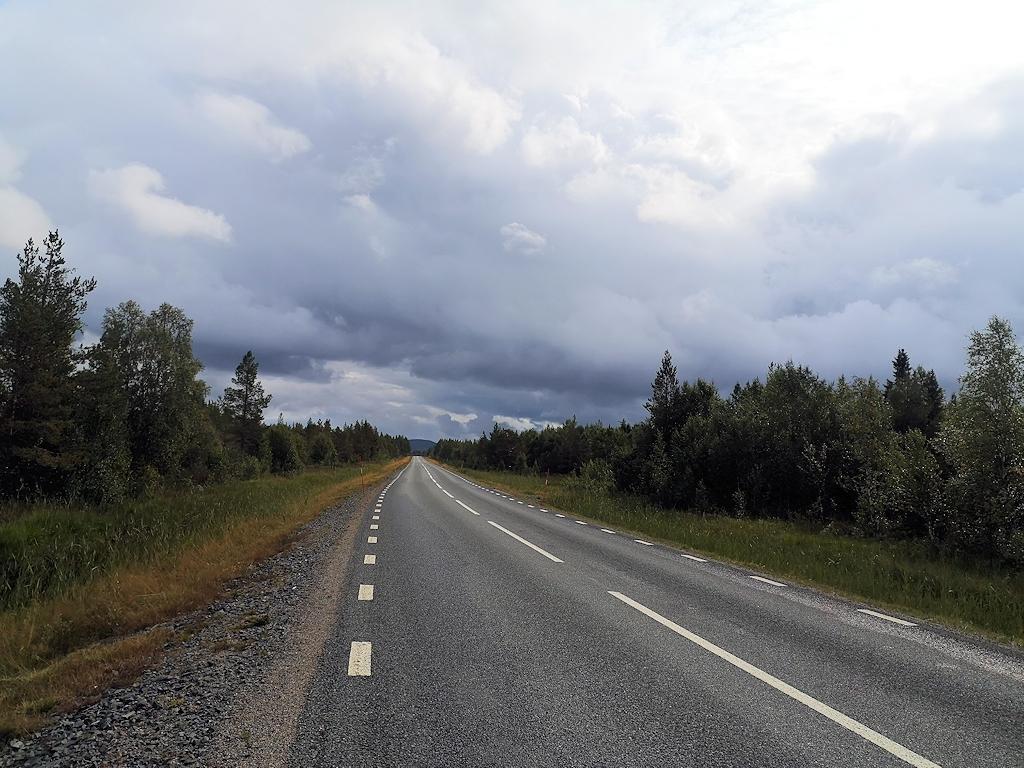Schweden zu Fuß - Unterwegs an der E45