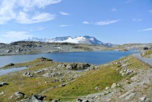 Blick in den Jotunheimen-Nationalpark
