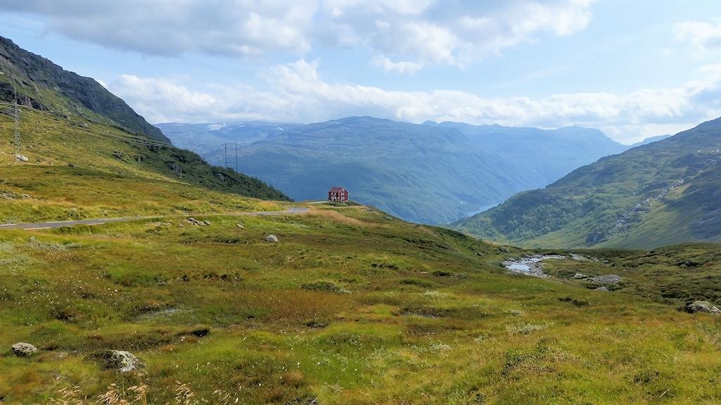 Auf dem Røldalsfjellet