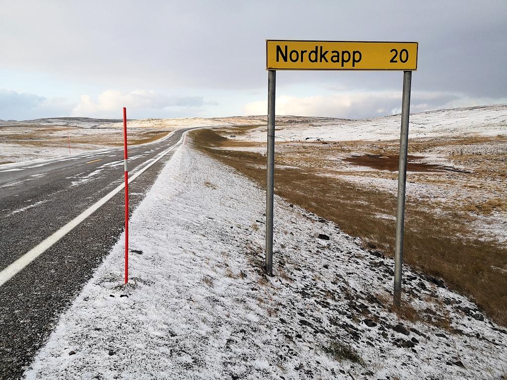 Norwegen und Finnland zu Fuß - Nur noch 20 Kilometer