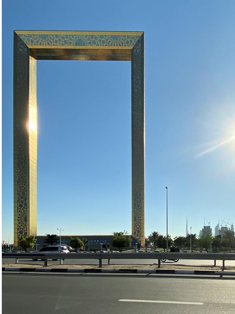 Der Dubai Frame