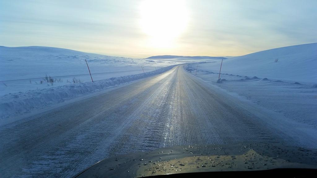 Roadtrip zum Polarkreis