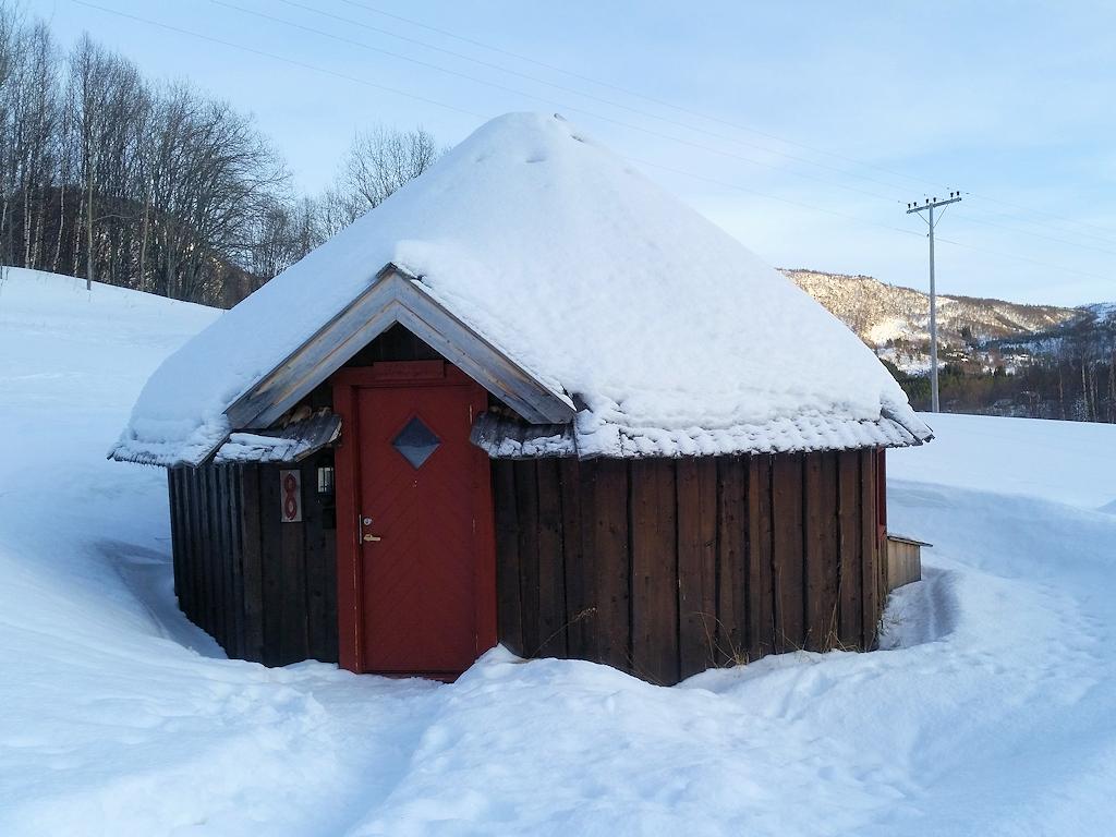 Arctic Cabin bei Bodø