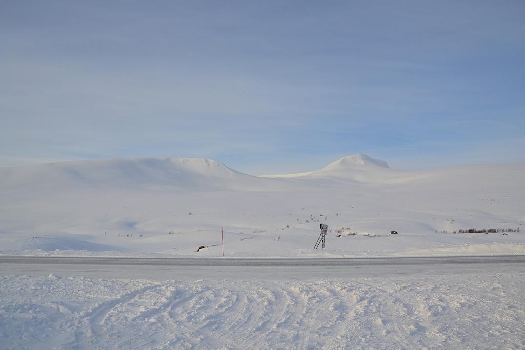 Am Polarkreiszentrum
