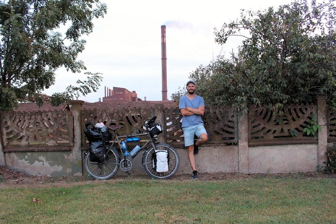 Fahrrad-Weltreise Teil 1 - 2.500 Kilometer in Serbien