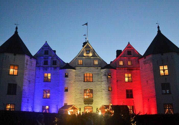 Märchenweihnacht auf Schloss Glücksburg