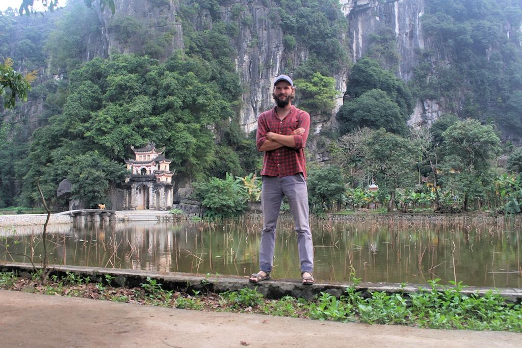 Ninh Bình im Norden von Vietnam