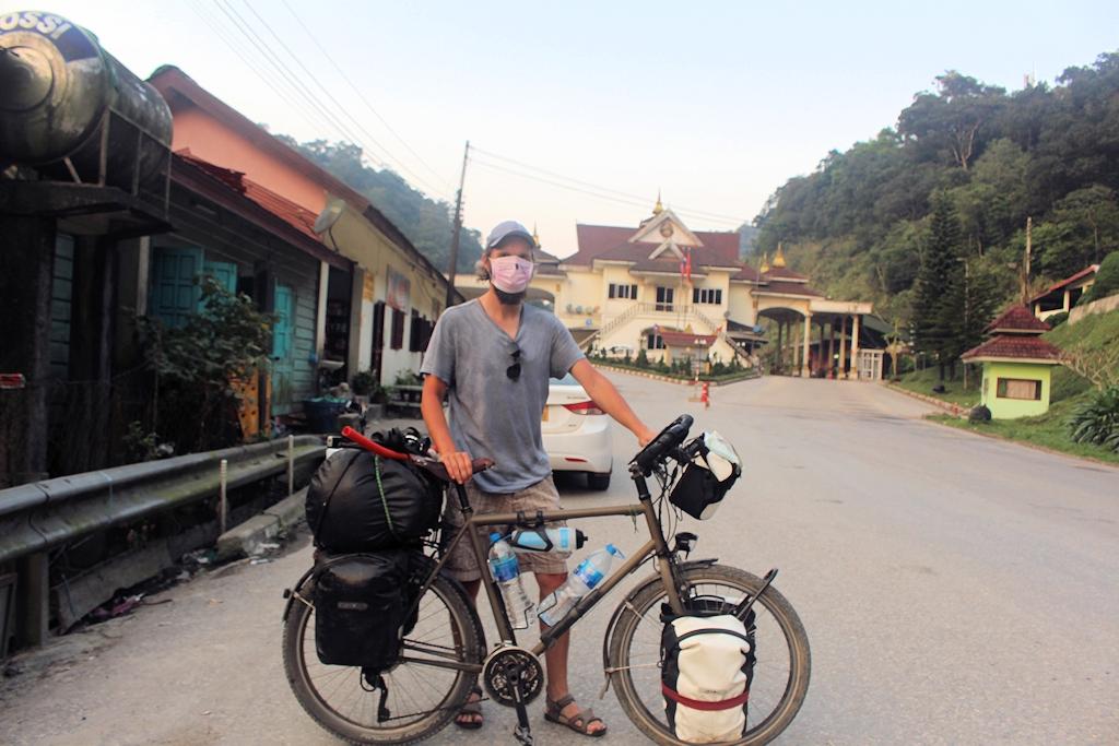 An der Grenze zu Laos
